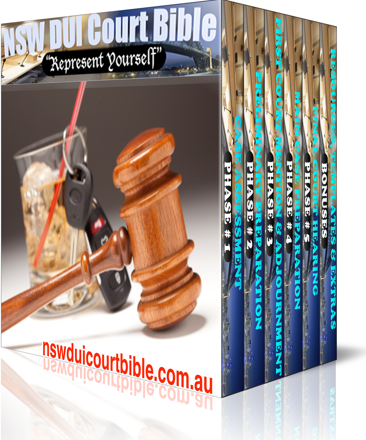 nsw dui court bible ecover